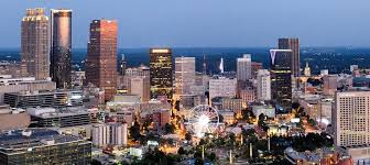Downtown Atlanta - cheapest cities for business travel