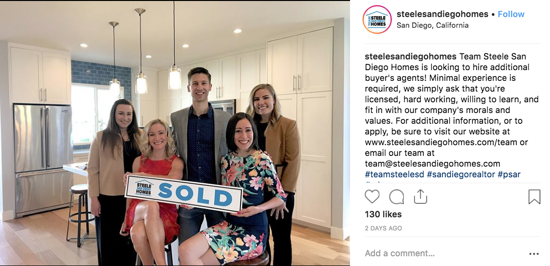 John & Melissa Steele - real estate social media marketing - tips from the pros