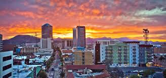 Downtown Tucson - cheapest cities for business travel