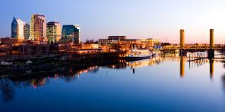 Downtown Sacramento - cheapest cities for business travel