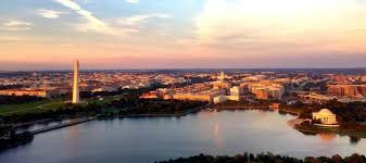 Downtown Washington, D.C. - cheapest cities for business travel