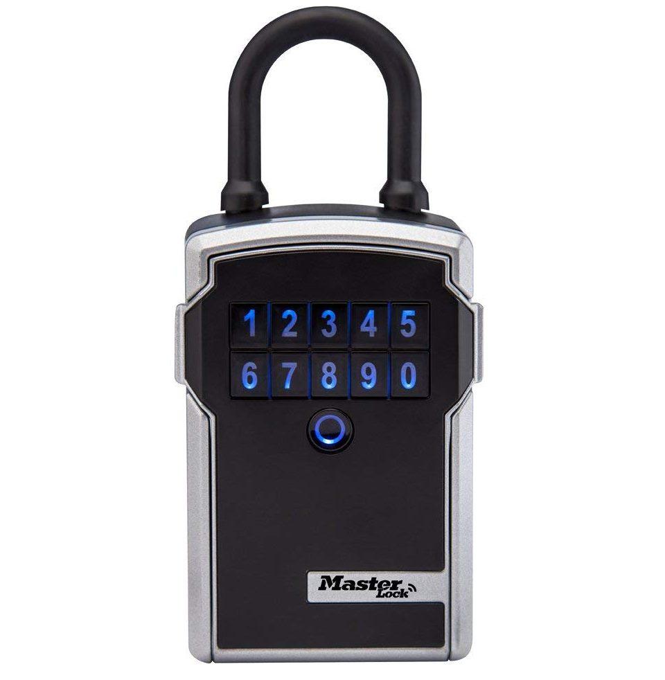 Master Lock Bluetooth Portable 5440D realtor lock box