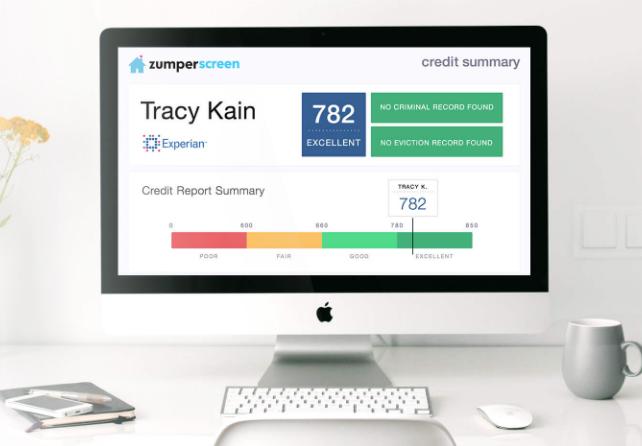 Zumper Pro (Rental Listings & Screening) - real estate agency software