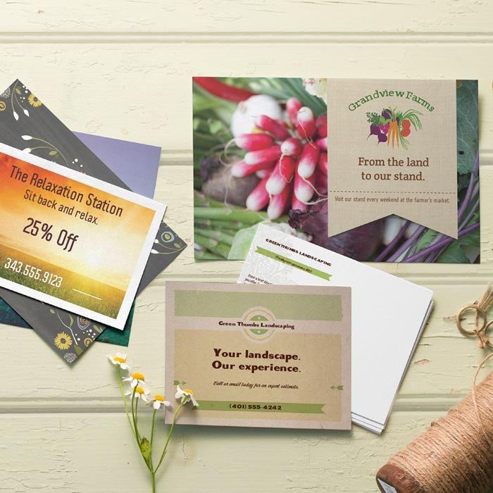 Multipurpose Postcard Template - Postcard Template