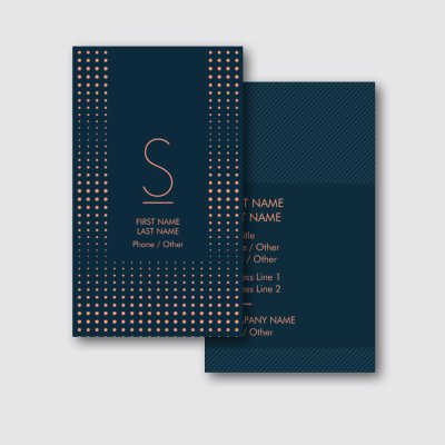 Elegant Pixel Design - graphic designer business cards