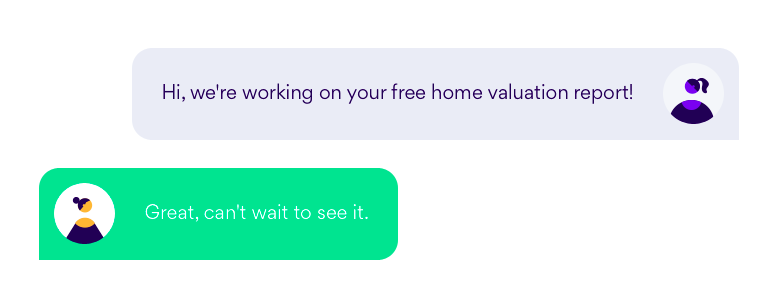 BoldLeads SMS Marketing Example