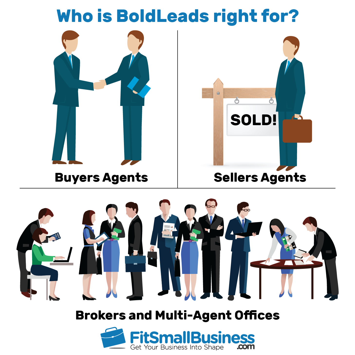 Who is boldleads right for?