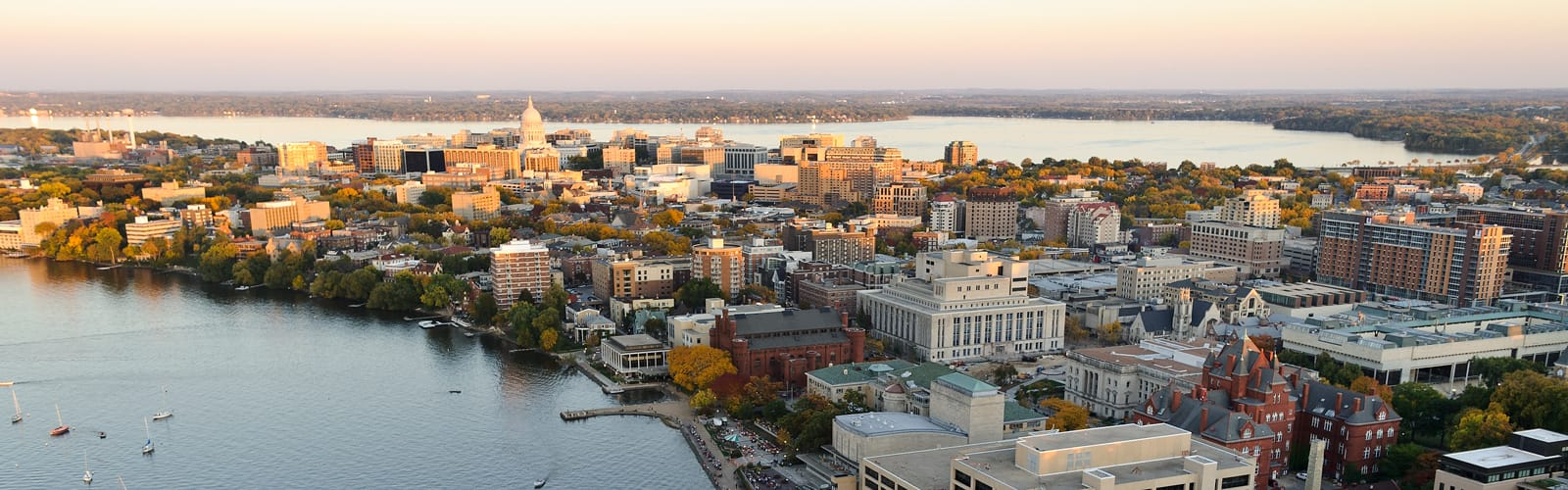 Madison, WI - best cities for work-life balance