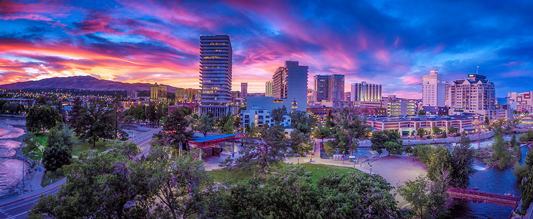Reno, NV - best cities for work-life balance