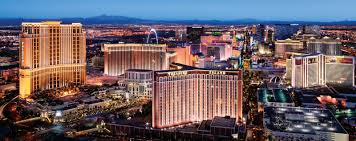 Las Vegas, NV - best cities for work-life balance