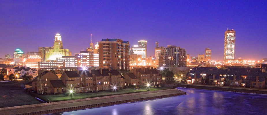 Buffalo, NY - best cities for work-life balance