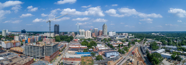 Raleigh, NC - best cities for work-life balance