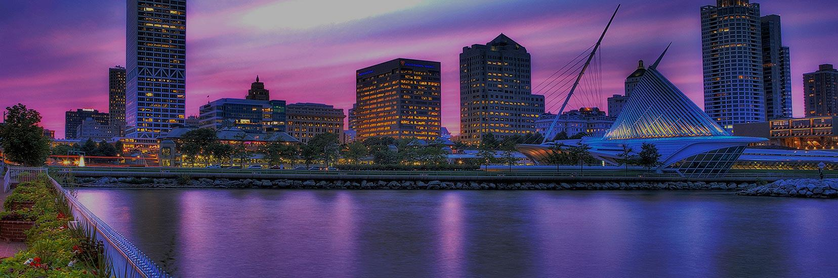 Milwaukee, WI - best cities for work-life balance