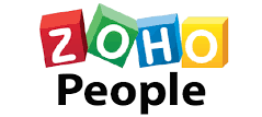zoho people time and attendance software