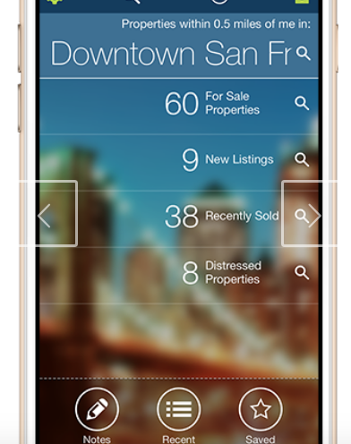 RPR - realtor apps