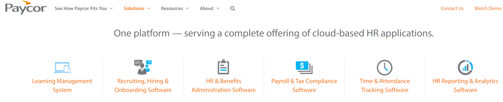 Paycor - HR software