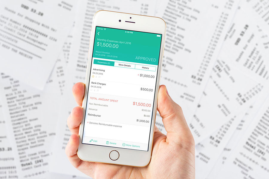 6 Best Business Expense Tracker Apps 2019