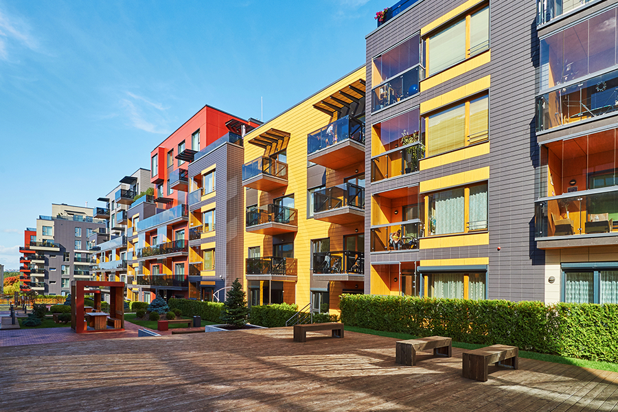 How to Buy an Apartment Complex in 7 Steps