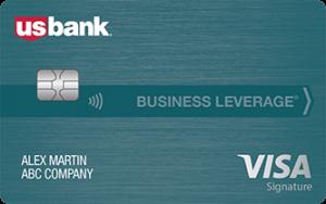 U.S. Bank Business Leverage® Visa Signature® Card