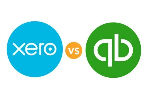 Logos: xero vs. quickbooks