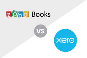 Zoho Books vs Xero: Price, Features & Who's Best in 2018