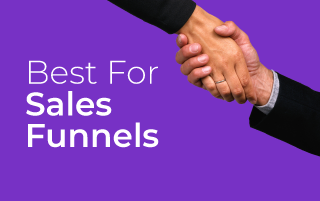 Best For Sales Funnels