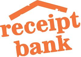 receipt bank receipt scanner