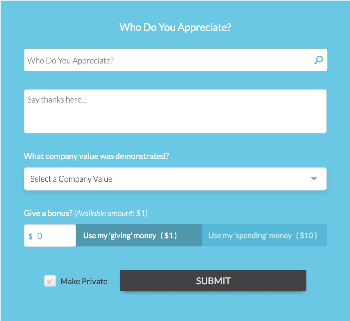employee recognition apps