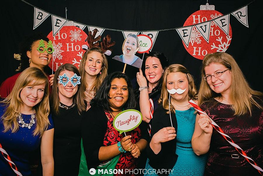 DC-Photobooth - holiday party Ideas