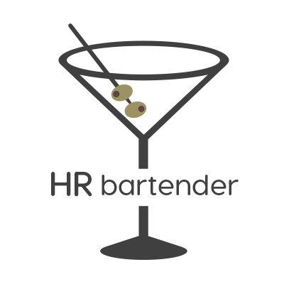 HR bartender - new employee orientation