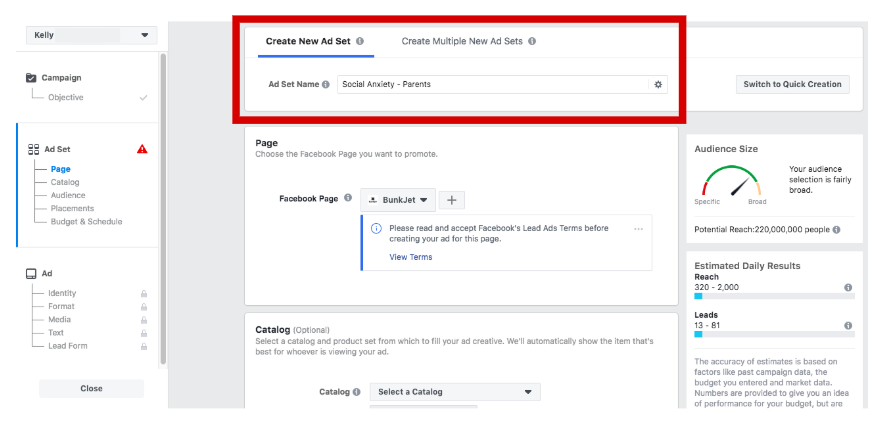 How to Create an Ad Using Facebook Ads Manager in 6 Steps