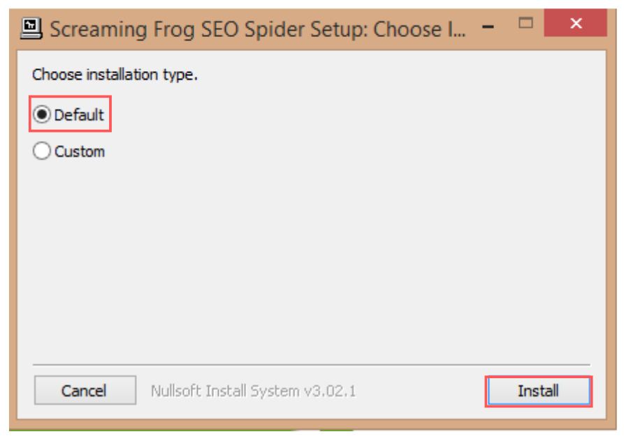 Screaming Frog SEO Spider - seo audit