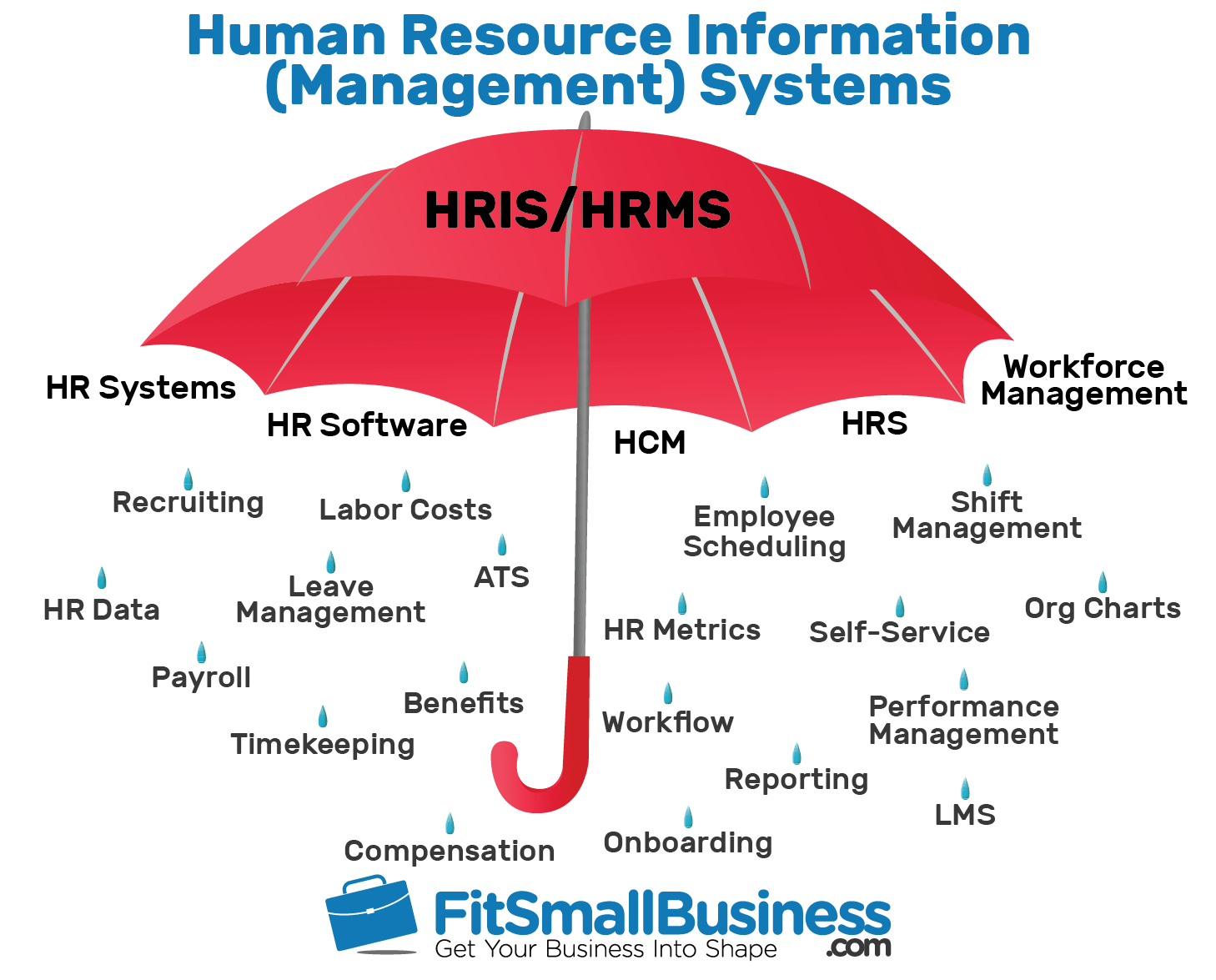 What Is An Hris Hrms Definition Cost Features Amp Providers