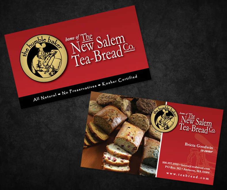 27 Creative Bakery Business Cards Examples