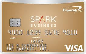 Capital One Spark Classic for Business - small business credit cards fair credit