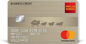Wells Fargo Business Secured Card - small business credit cards fair credit