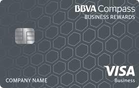 BBVA Compass Business Rewards Credit Card - small business credit cards fair credit