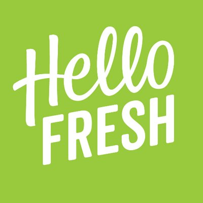 Hello Fresh - subscription box ideas