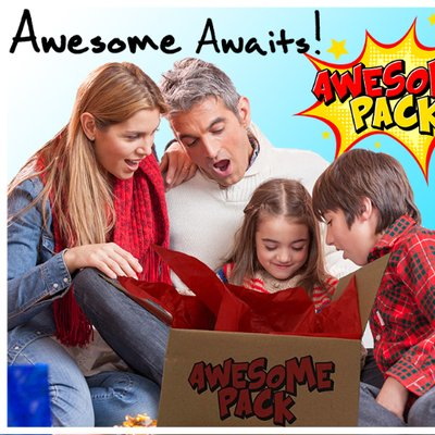 Awesome Pack - subscription box ideas