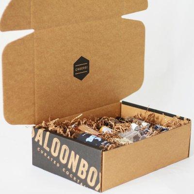SaloonBox - subscription box ideas