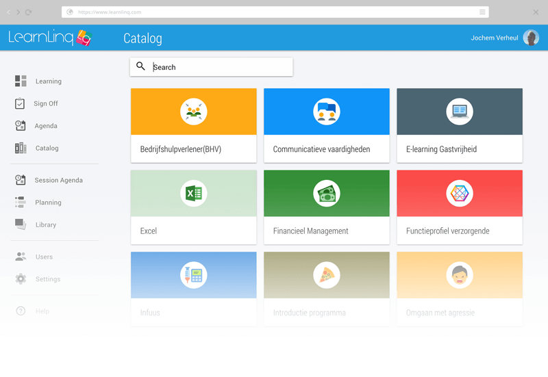 LearnLinq - E-Learning Platform - Learning Management System