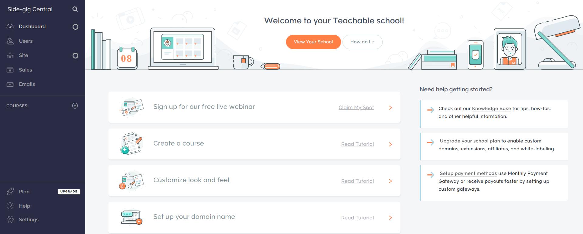 online course platforms