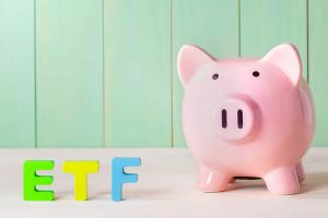 ETF and Piggybank
