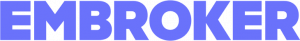 Embroker logo