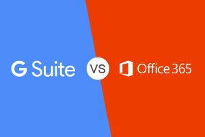 G-Suite vs Office