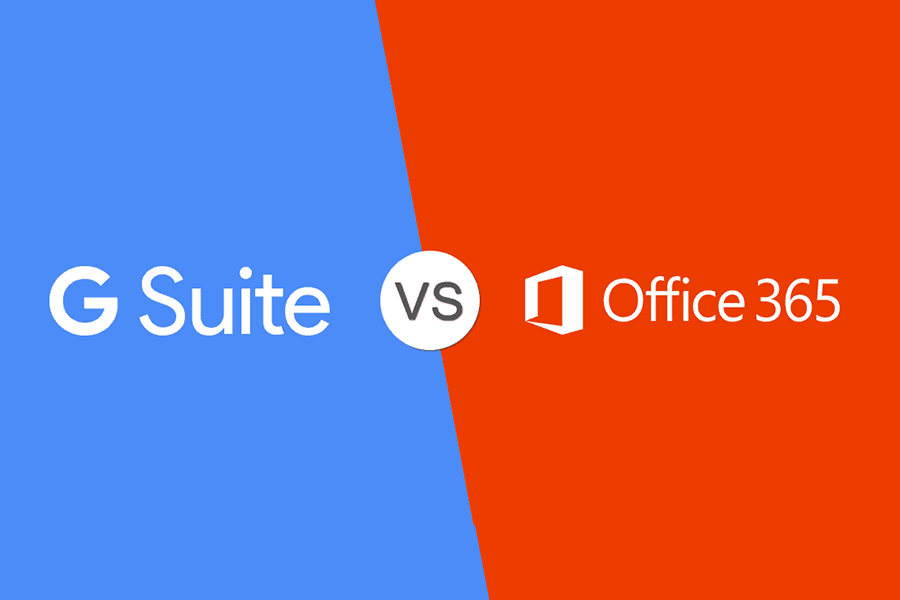 G Suite vs  Office 365: Price, Features, & What's Best