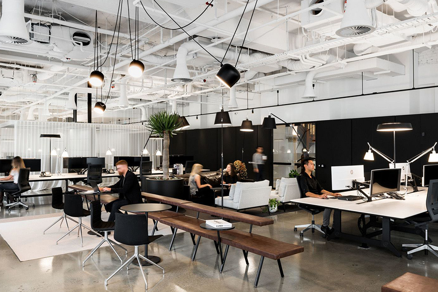How To Design An Open Office Layout Alternative Ideas