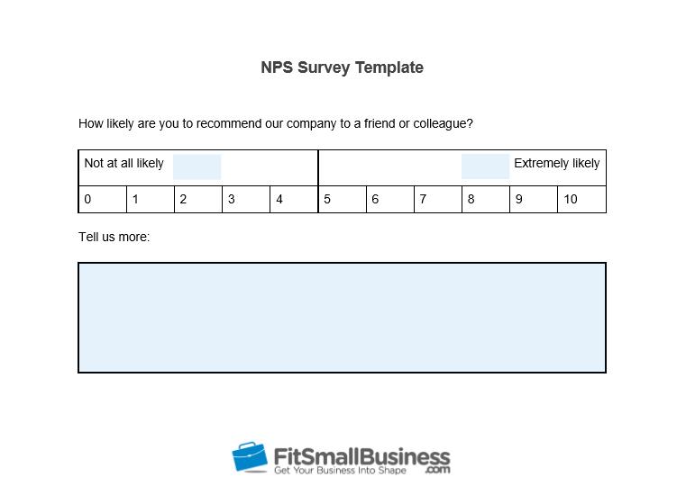 5 Types Of Customer Satisfaction Surveys Free Templates