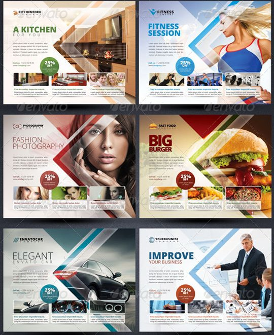 Small Business Flyers Template Free: Top 40 Flyer Templates To Showcase Your Small Business