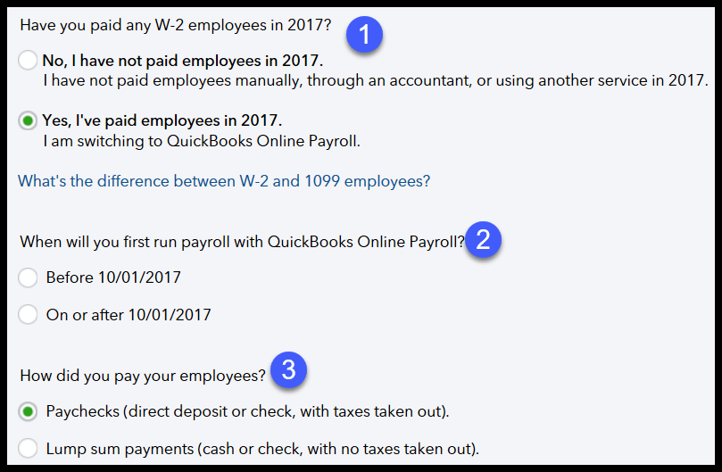how to do payroll in quickbooks online in 9 steps